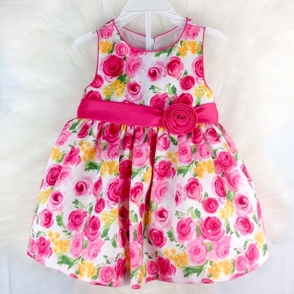 2cb8161cb5 American Princess Dresses | Rose Floral Dress | Poshmark